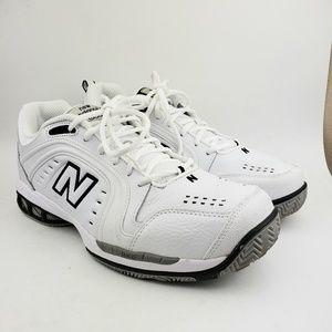 chaussures de séparation 88410 f2d70 New Balance 803 White Leather Dad Tennis Shoes 12